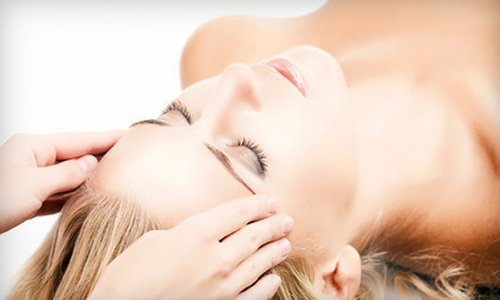 Toscana European Day Spa - Cumberland Hill: European Facial or Advanced Skincare Facial with Eye Treatment at Toscana European Day Spa in Cumberland (Up to 54% Off)