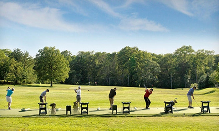 Doral Arrowwood Golf Course - Rye Brook: 9- or 18-Hole Round of Golf Mon.-Thurs., Plus Cart Rental and Range Balls at Doral Arrowwood Golf Course (Up to 39% Off)
