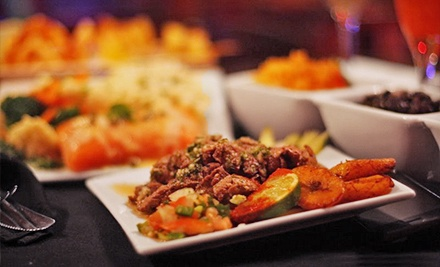 $15 for $30 Worth of Pan-Latin Cuisine and Drinks at Azúcar Latin Bistro