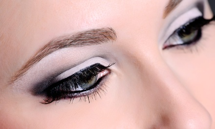 Full Set of Semi-Permenent Eyelash Extensions at Chelsea Nails and Beauty Spa (51% Off)
