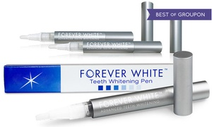 DazzlingWhiteSmileUSA: $19.99 for a Three-Pack of Professional Teeth-Whitening Pens from DazzlingWhiteSmileUSA $117( Value)
