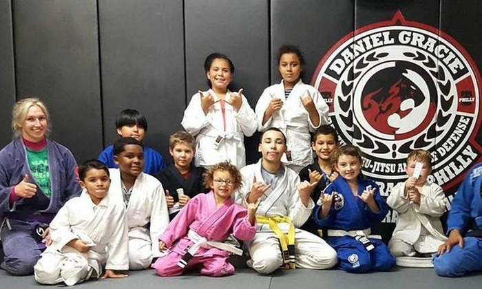 Renzo Gracie Philly - North Philadelphia East: Four Weeks of Unlimited Boxing or Kickboxing Classes at Renzo Gracie Philly (59% Off)