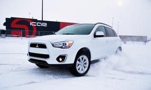 ICAR Expérience: C$129 for a 90-Minute Preventive Winter Driving Course at Circuit ICAR (C$249 Value)