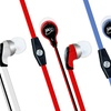2-Pack of MeElectronics In-Ear Headphones with Inline Mic