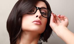 Centro Ottico Look Out: Occhiali da vista con lenti monofocali o progressive e montatura griffata al Centro Ottico Look Out (sconto fino a 83%)