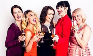 The Realish Housewives of Raleigh: Realish Housewives of Raleigh: A Parody on April 19–21