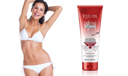 Slim Extreme 3D Thermo Active Waist, Abdomen, and Buttocks Shaping Serum