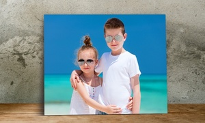 Ajooba Stationery & Gifts LLC: One, Two, Four or Six Custom Metal Photo Prints from Ajooba Stationery & Gifts LLC
