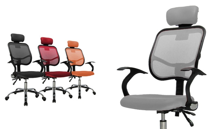 Sedie ergonomiche per ufficio groupon