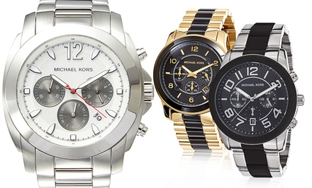 Michael Kors Men's Watches from $123.99–$239.99 | Brought to You by ideel