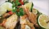 Montri Thai Fine Cuisine - Big Woods Marmion: $10 for $20 Worth of Thai Cuisine at Montri Thai