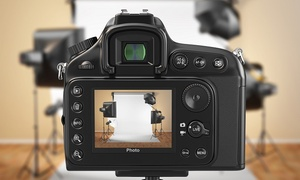 ShootForLife: Cursus studiofotografie voor 1 persoon bij ShootForLife