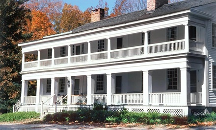2-Night Stay with Meal Package at The Old Inn on the Green in New Marlborough, MA