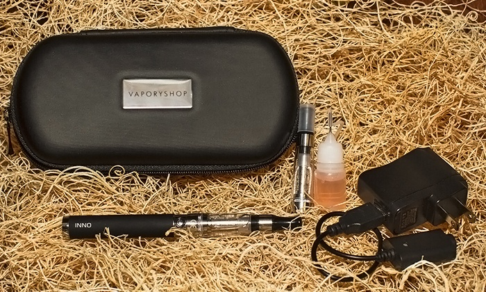 Vapory Shop - Vapory Shop: One or Two Vapory Shop Starter Kits from Vapory Shop (61% Off)