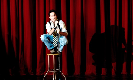 Standup Comedy for Two with Appetizer and Tickets to a Future Show at Mad House Comedy Club (Up to 82% Off)