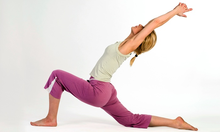 MoveUSA - Multiple Locations: One or Two Months of Unlimited Yoga Classes via MoveUSA (Up to 81% Off)