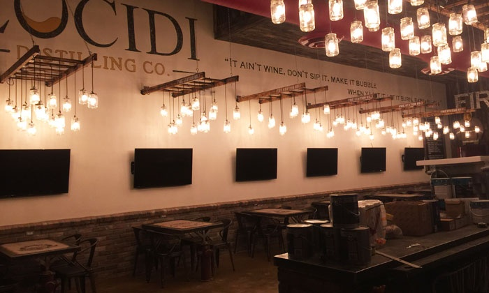 Lucidi Distilling Co. - Fire Station No. 1: Distillery Tour and Tasting for One, Two, or Four at Lucidi Distilling Co. (Up to 45% Off)