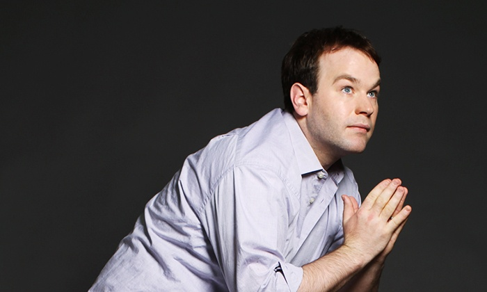 Mike Birbiglia - Bach: Mike Birbiglia: Thank God for Jokes Tour 2014 at Michigan Theater on September 14 at 8 p.m. (Up to 57% Off)