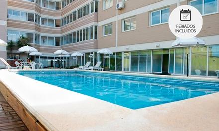 2, 3 o 4 noches para dos + desayuno + tour de spa + vacaciones en Villa Gesell Spa y Resort