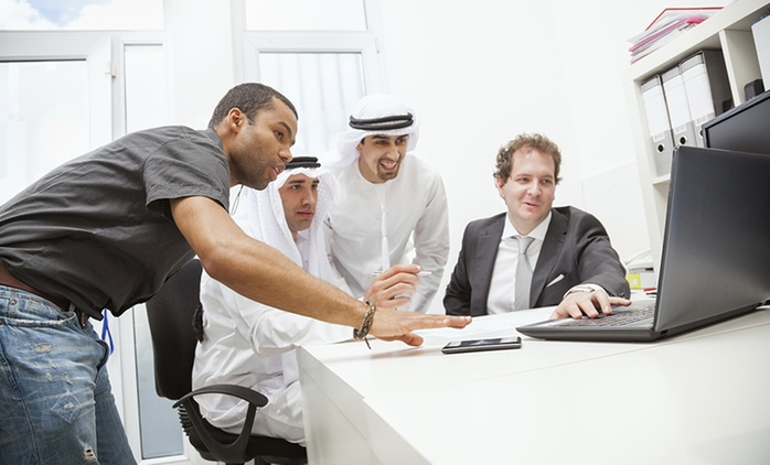 Choice of Course from AED 599 with Elite Management Training Institute (Up to 75 % Off)
