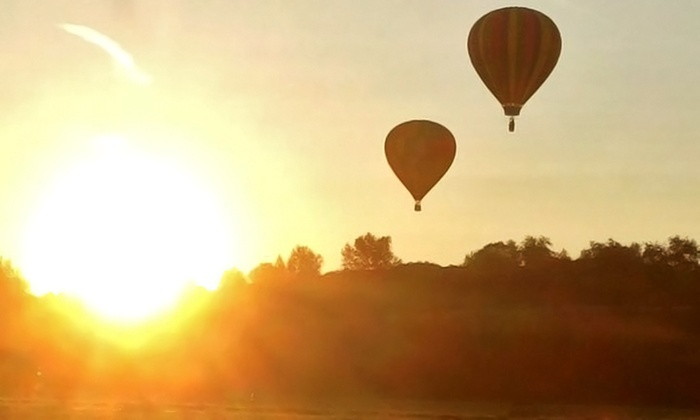 Catskill Mountain Balloon - Albany / Capital Region: $340 for a Shared Sunrise or Sunset Flight for Two from Catskill Mountain Balloon ($480 Value)