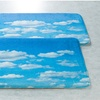 Two-Piece Photo-Printed Memory-Foam Bath-Mat Sets