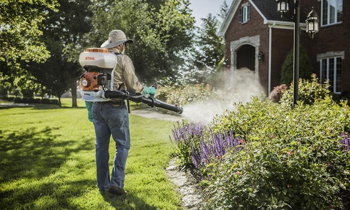 Mosquito Blasters - Hampton Roads: $35 for $69 Groupon — Mosquito Blasters