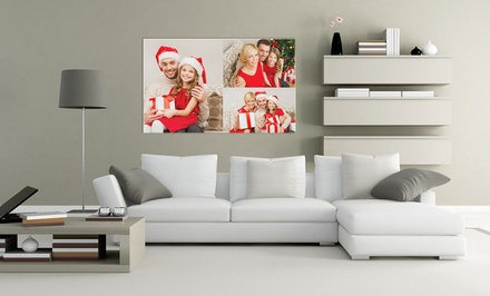 Custom Photo Canvas from Printerpix from $5-$59.