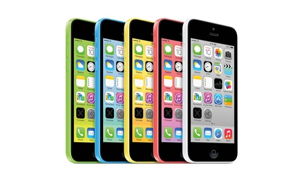 iPhone 5C de 8 ou 16 GB recondicionado desde 239€