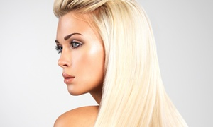 Hair Factor & Spa: Men's or Women's Haircut or Three Shampoos and Blowouts for Long or Short Hair (Up to 52% Off)