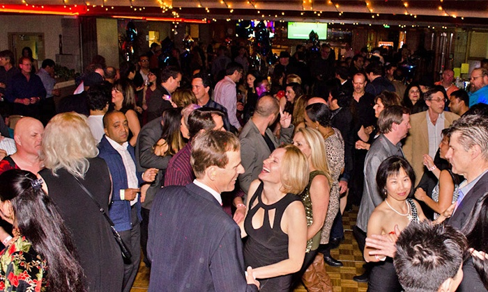 Party Club Entertainment - David's Restaurant: $15 for a Ticket to Spring Fever Dance And Networking Extravaganza on April 24 ($30 Value)