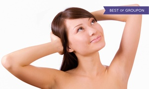 Sonterra Laser Med Spa: Six Laser Hair-Removal Treatments on an Extra-Small, Small, or Medium Area (Up to 80% Off)