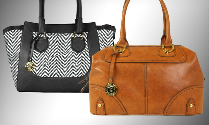 39 99 For A London Fog Handbag Groupon