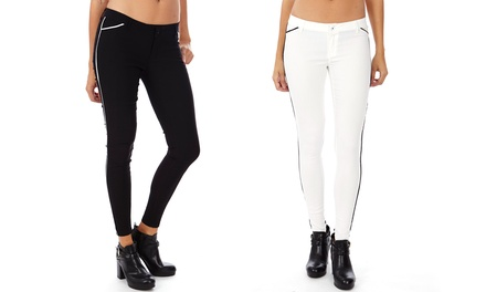 Women's Tuxedo Pants