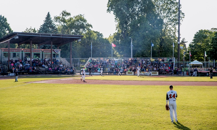 Green Bay Bullfrogs - Joannes Stadium: $40 for a Green Bay Bullfrogs Game Package for Two at Joannes Stadium ($87 Value). 14 Games Available.