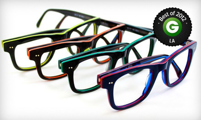 SEE Eyewear - Mid-City West: $39 for $200 Toward Prescription Eyeglasses or Sunglasses at SEE Eyewear