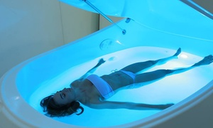 38% Off a Float Session at The Float Factor at The Float Factor, plus 6.0% Cash Back from Ebates.
