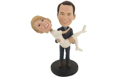 Custom Individual or Couples Bobbleheads from AllBobbleheads.com (Up to 54% Off)