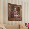 Hand-Painted and Framed Monet Oil Reproductions