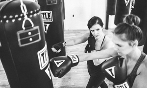 Up to 76% Off of Boxing Classes at Canvas Club Boxing, plus 6.0% Cash Back from Ebates.