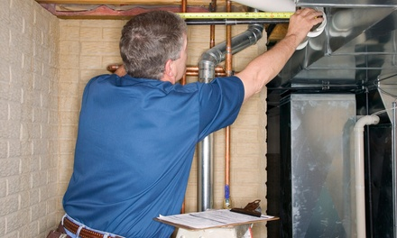 Heating Tune-Up, Air Conditioner Tune-Up, and HVAC Cleaning from Fast Response Heating and Cooling (52% Off)