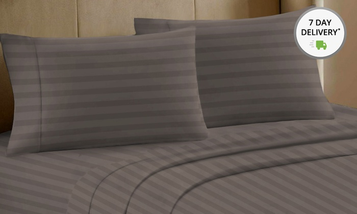 egyptian cotton 6pc sheet sets