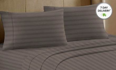 800-Thread-Count Egyptian Cotton 6pc Sheet Sets. Multiple Options Available. Free Returns.