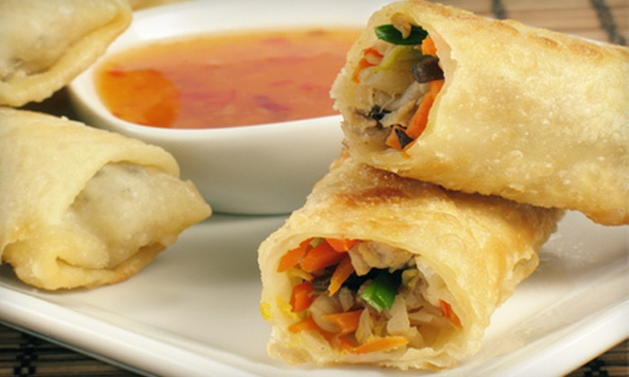 Mr. Yiing - North Shore: $15 for $30 Worth of Chinese Food at Mr. Yiing