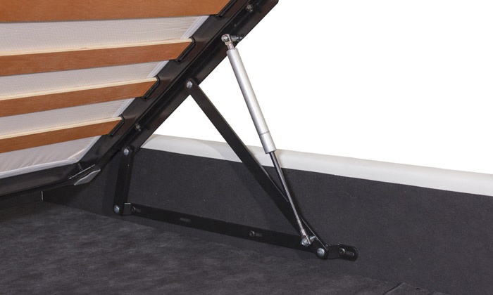lit coffre d co box sampur groupon shopping. Black Bedroom Furniture Sets. Home Design Ideas