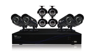 Night Owl 8-Channel, 8-Camera Security System