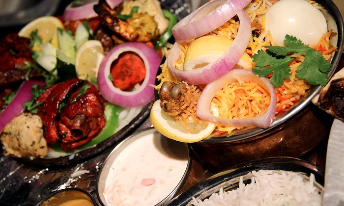 Paradise Biryani  - Northwest Omaha: Indian Food for Two or Four at Paradise Biryani Pointe (45% Off)