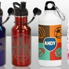 Up to 50% Off Personalized Water Bottles