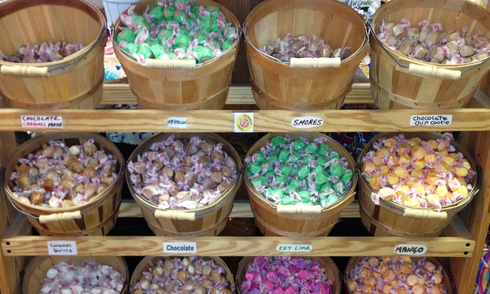 Black River Candy Shoppe - Chester: Chocolate, Licorice, and Other Candy at Black River Candy Shoppe (50% Off). Two Options Available.