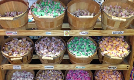 Chocolate, Licorice, and Other Candy at Black River Candy Shoppe (50% Off). Two Options Available.